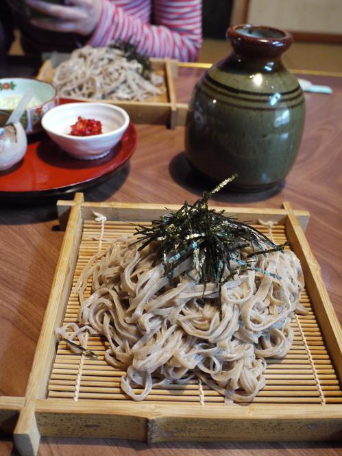 久田里 蕎麦